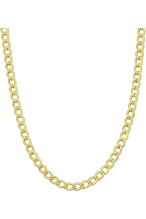 SuperJeweler 3.3mm Curb Link Chain Necklace