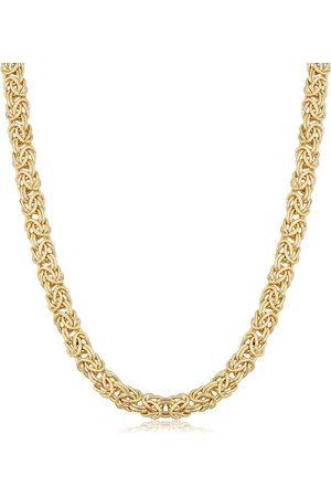 SuperJeweler 6mm Byzanite Chain Necklace