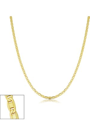 SuperJeweler 2.1mm Valentino Link Chain Necklace