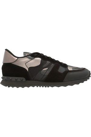VALENTINO Men Sneakers - Camouflage Rockrunner sneakers