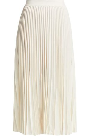CO Women Pleated Skirts - Women's Essentials Elastic-Waist Pleated Skirt - - Size XS