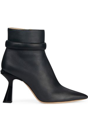 Givenchy Women Ankle Boots - Women's Carene Leather Ankle Boots - - Size 11