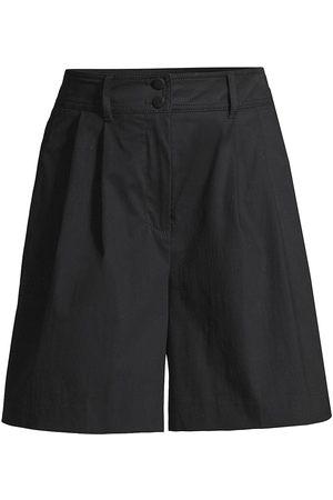 REBECCA TAYLOR Women Shorts - Women's Lightweight Wide-Leg Shorts - - Size 2