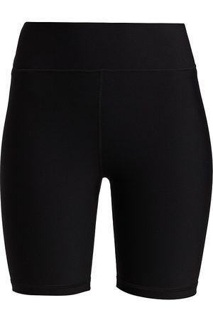 The Upside Women Shorts - Women's Matte Tech Spin Shorts - - Size Large