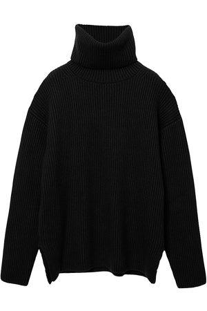 Carolina Herrera Women's Cashmere Turtleneck Knit Sweater - - Size XS