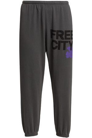 FREECITY Women's Logo Sweatpants - Starstorm - Size XS
