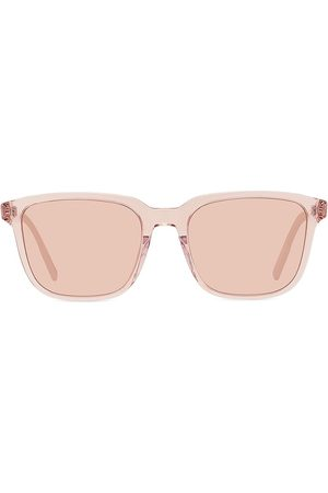 Dior Men's Tag SU 56MM Plastic Rectangular Sunglasses - Shiny