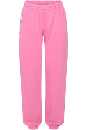 ROTATE Women's Sunday Mimi Sweatpants - Camrine Rose - Size Large