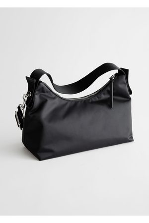 & OTHER STORIES Nylon Duo Strap Shoulder Bag