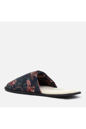 Desmond & Dempsey Women Loungewear - Women's Soleia Wool Slippers
