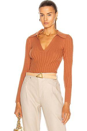 Nicholas Ivanna Sweater in Orange