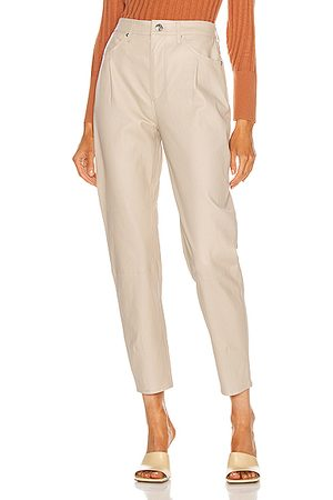 SPRWMN Tailored 5 Pocket Pant in Neutral
