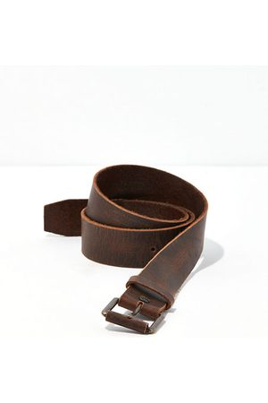 American Eagle Outfitters Men Belts - O Leather Workwear Belt Men's 28