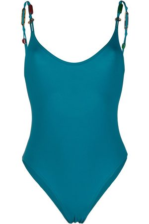 ERES Women Beachwear - Moonstone low-back one-piece
