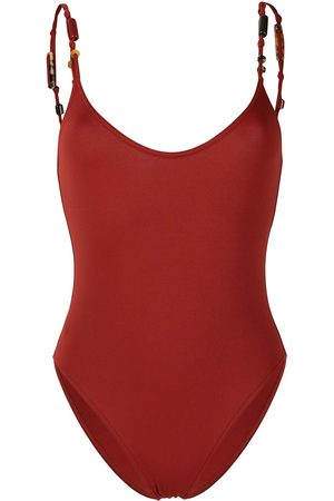 ERES Women Swimsuits - Moonstone scoop back swimsuit