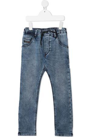 Diesel Slim-fit drawstring jeans