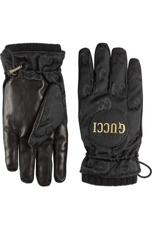 Gucci Men Gloves - Off The Grid GG gloves