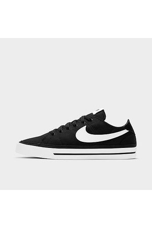 Nike Men's Court Legacy Canvas Casual Shoes in /
