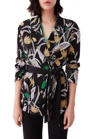 DVF Women's Esther Floral Jacket