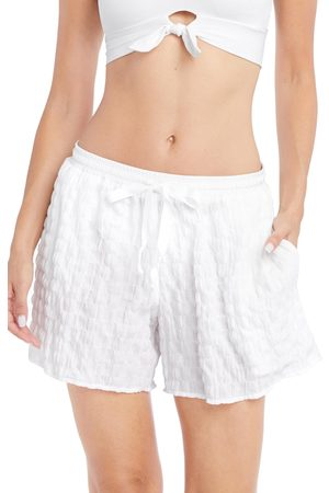 Robin Piccone Women's Fiona Cover-Up Shorts
