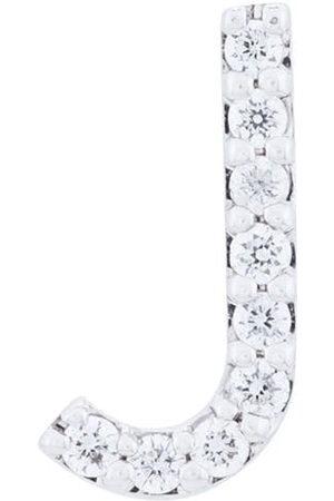 ALINKA Women Studs - 18kt white ID diamond stud earring - Metallic