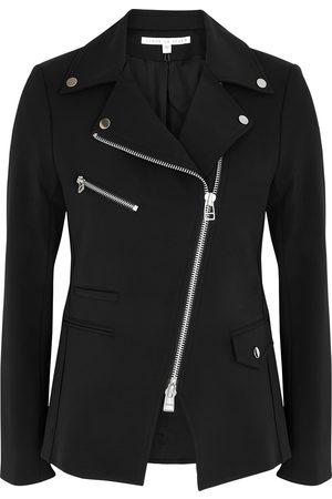 VERONICA BEARD Scuba Hadley biker jacket