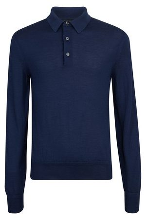 Tom Ford Long sleeves polo