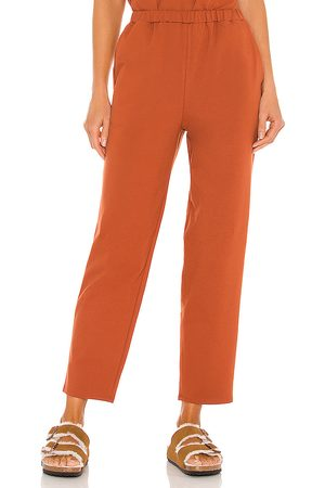 House of Harlow X REVOLVE Cropped Pant in Rust.