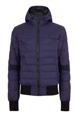Canada Goose Men Puffer Jackets - Cabri hooded jacket