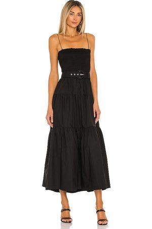 L'Academie Women Midi Dresses - The Nour Midi Dress in .