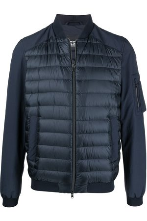 HERNO Men Bomber Jackets - Padded bomber jacket