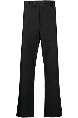 A-cold-wall* Men Formal Pants - Crinkle tailored trousers