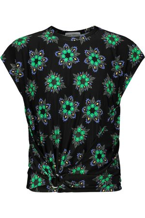 Paco rabanne Floral-printed T-shirt
