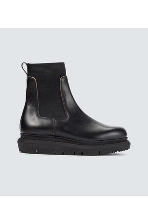 SACAI Side gore boots