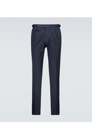 Incotex High comfort chino pants