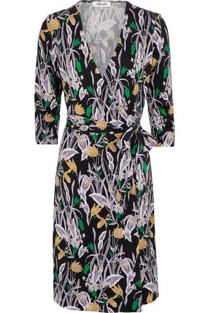 Diane von Furstenberg New Julian Two silk-jersey wrap minidress