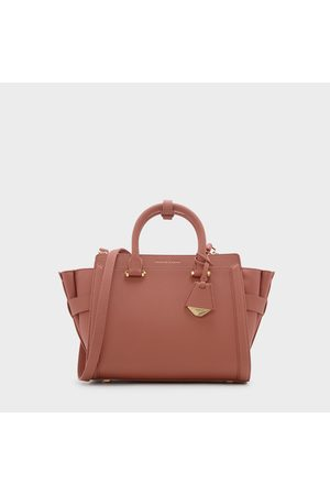 CHARLES & KEITH Trapeze Tote Bag