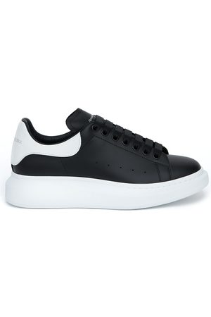 Alexander McQueen Colour-block chunky sneakers