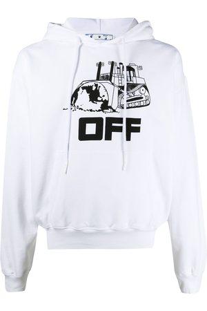 OFF-WHITE World Caterpillar hoodie