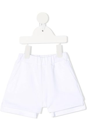 DOUUOD KIDS Elasticated cotton shorts