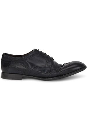 Dolce & Gabbana Men Formal Shoes - Dented style derby shoes