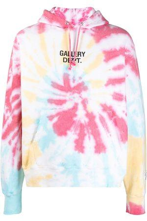 GALLERY DEPT. Men Hoodies - Marina tie-dye cotton hoodie
