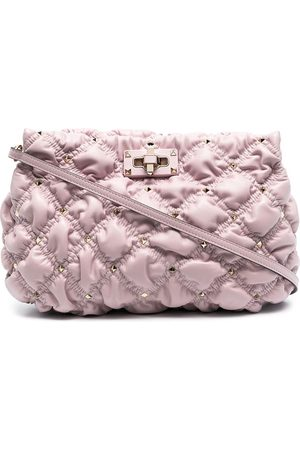 VALENTINO GARAVANI SpikeMe leather crossbody bag