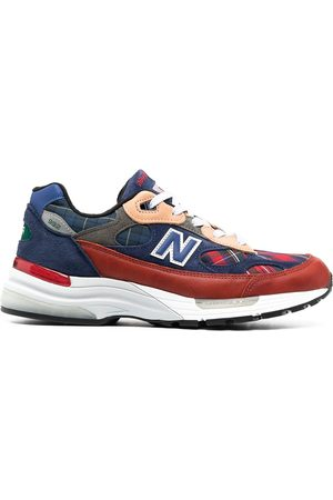New Balance 992 low-top sneakers