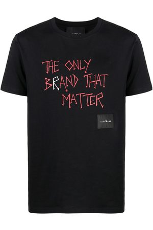 John Richmond The Only Brand That Matter T-shirt