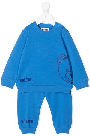 Moschino Teddy Bear print tracksuit