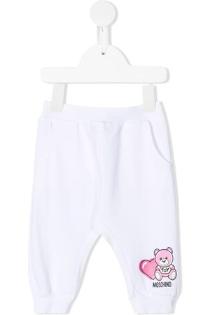 Moschino Sweatpants - Teddy Bear print track pants