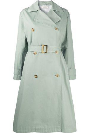 Nina Ricci Double-breasted belted coat