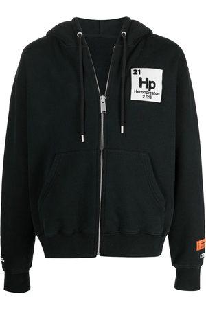 Heron Preston Herons Halo zip hoodie