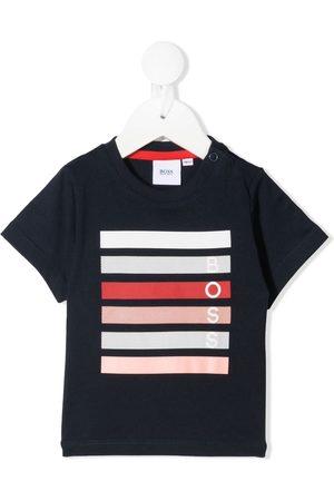 HUGO BOSS T-shirts - Logo print T-shirt
